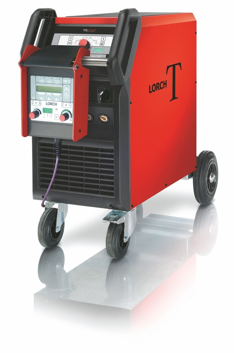 lorch tf pro 300 cold wire feed tig ac dc water cooled system